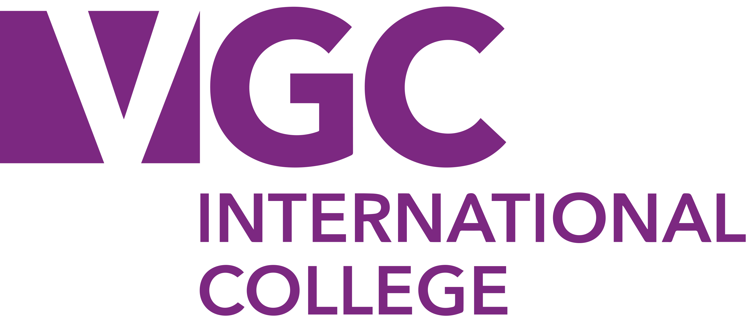 VGC International College - Logo_Purple_rgb