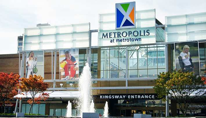 Restaurants Near Metrotown Mall