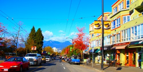 Italian Restaurants On Commercial Drive Vancouver Bc